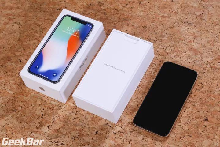 iPhoneX外箱