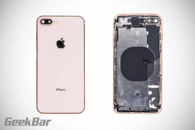 iPhone8 Plus バック枠フレーム