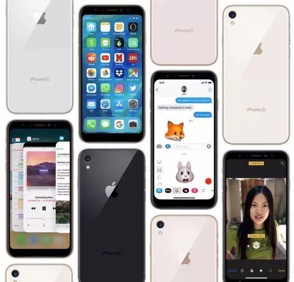 全面スクリーンiPhoneSE概念図