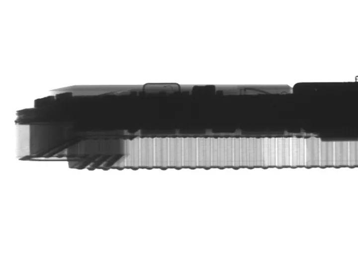マザーボードのバッケージ密度