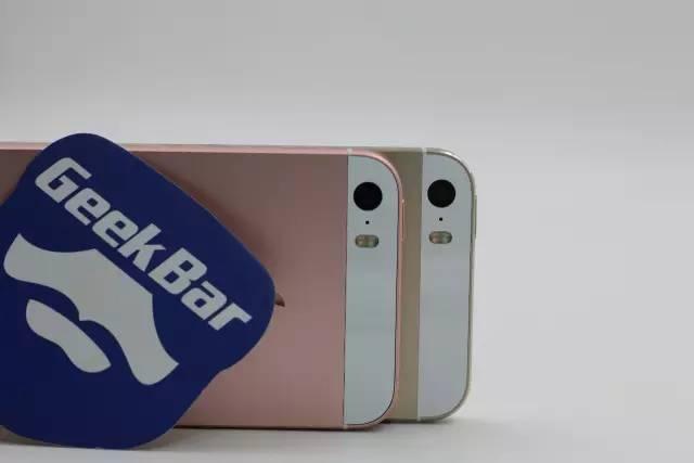 iPhoneSEとiPhone5Sのカメラの比較