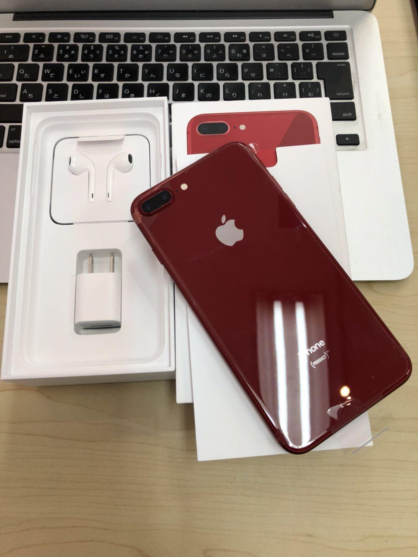 iphone8 plus red