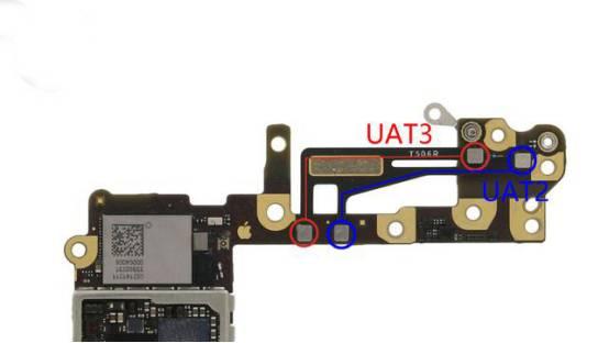 アンテナ給電端子