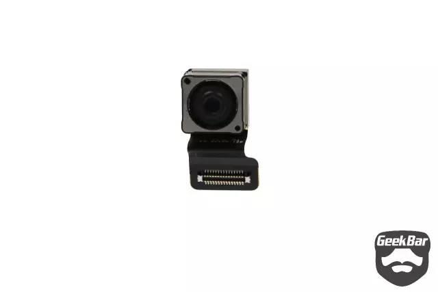 iPhoneSEのメインカメラ