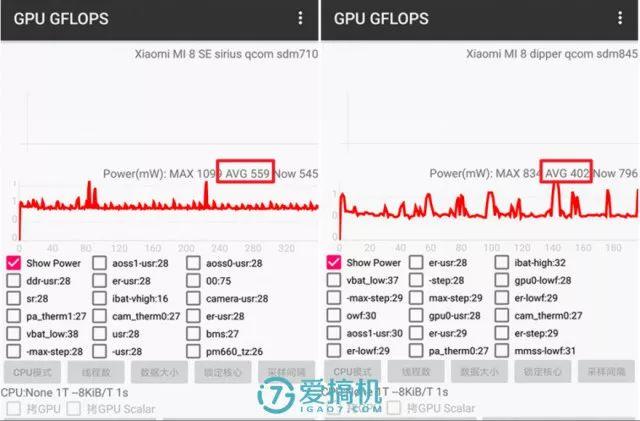 GPU性能テスト