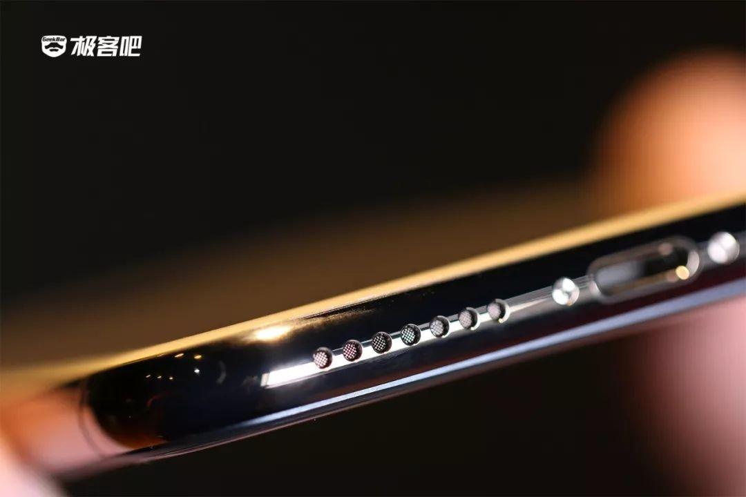 iPhone XS Maxゴールド