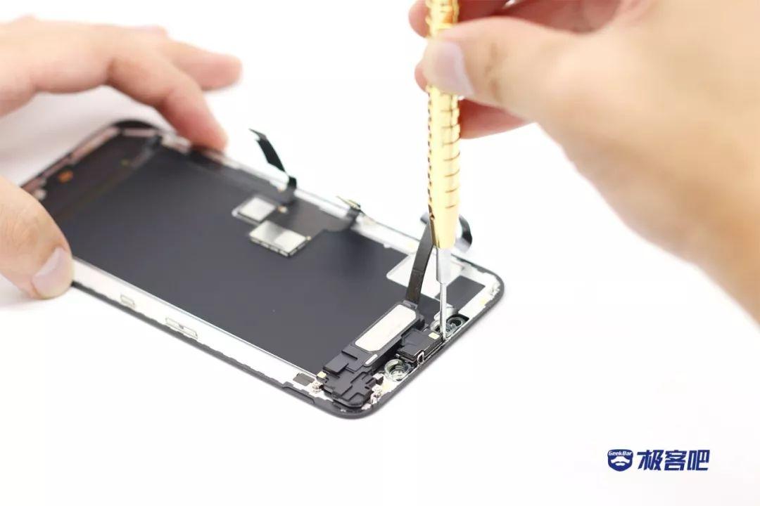 ディスプレイを分解する | iPhone XS Max分解