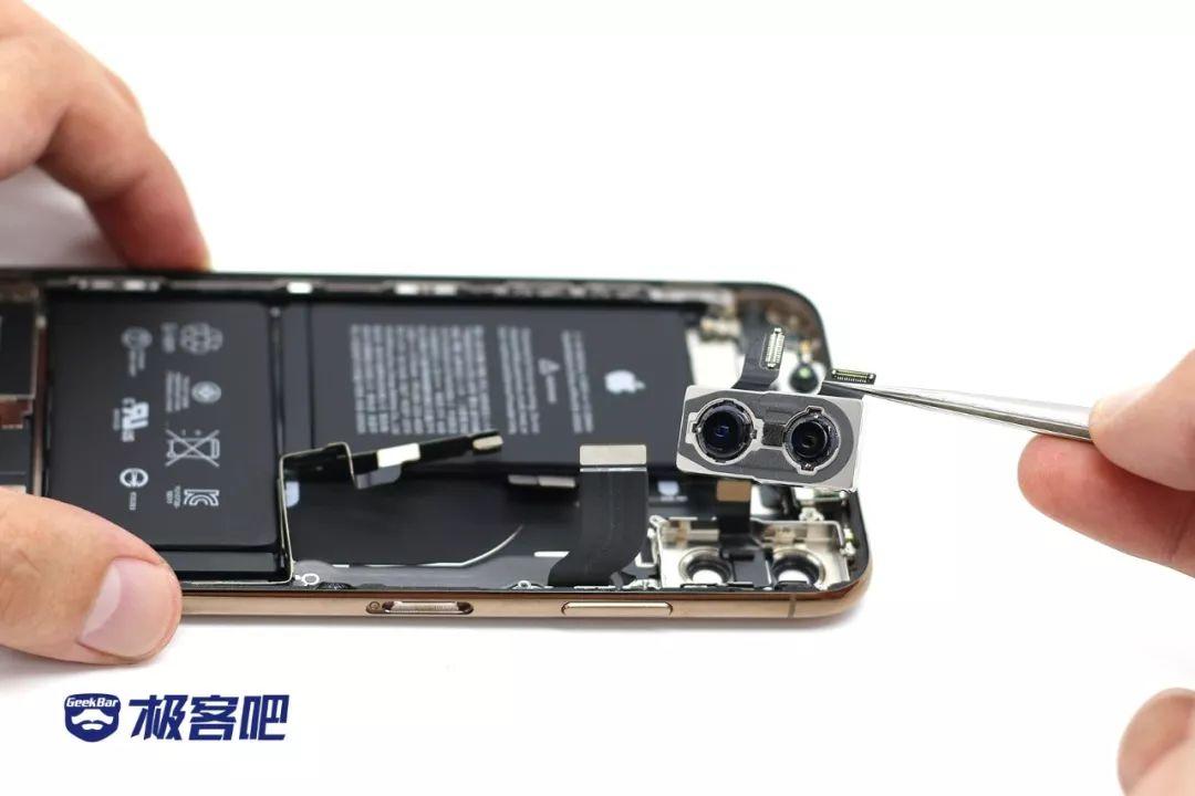 付属部品の分解 | iPhone XS Max分解
