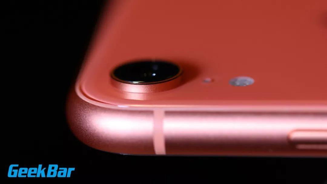 iPhoneXR バックカメラ