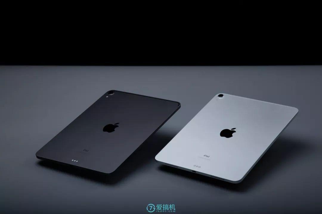 iPad Pro 11インチ背面デザイン
