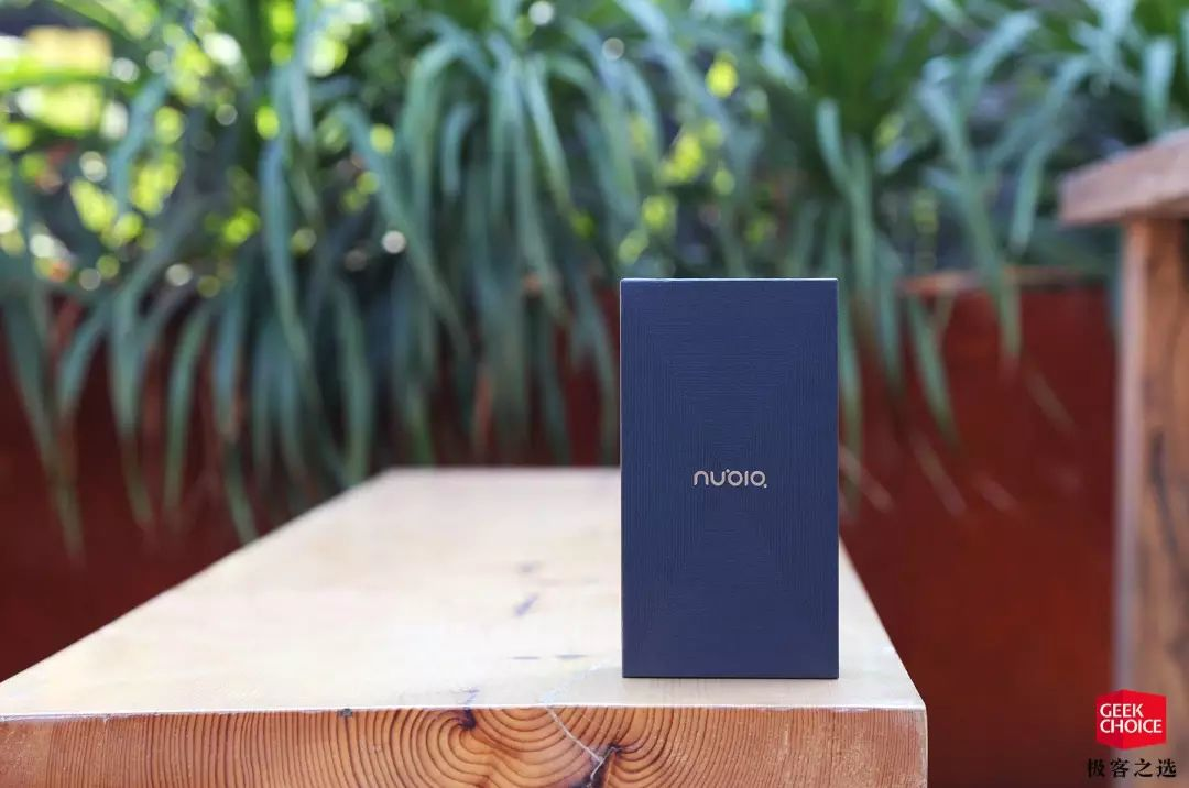 Nubia X外箱