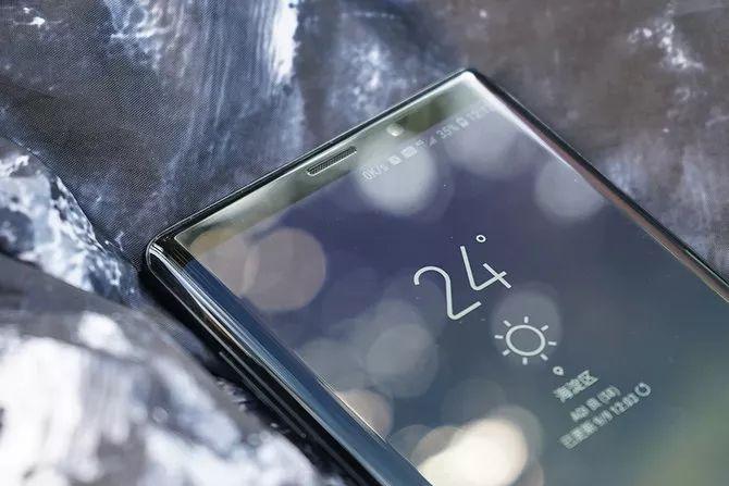 Galaxy Note9 ディスプレイ