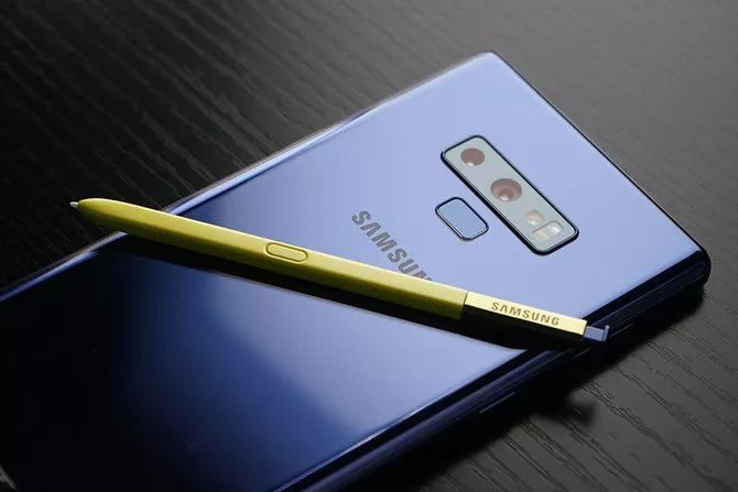 Galaxy Note9のSペン