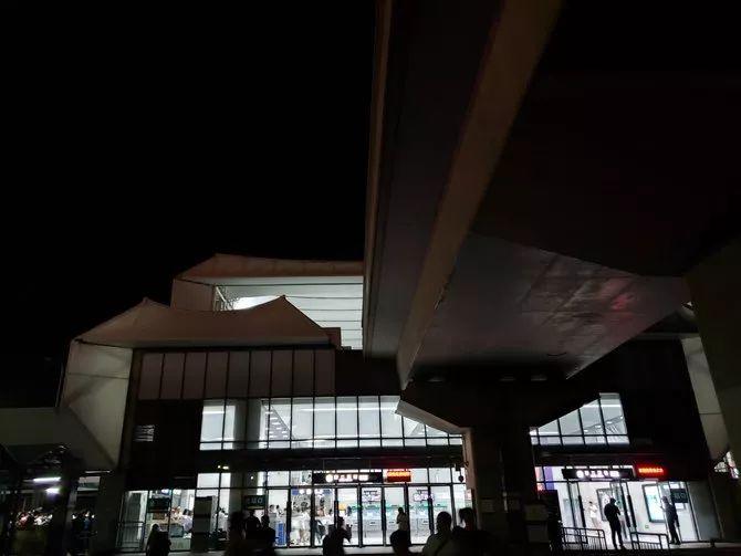 夜景写真サンプルS9+