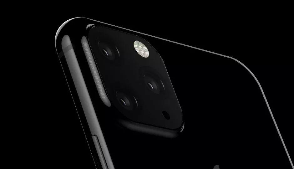 iPhoneXI バックカメラ