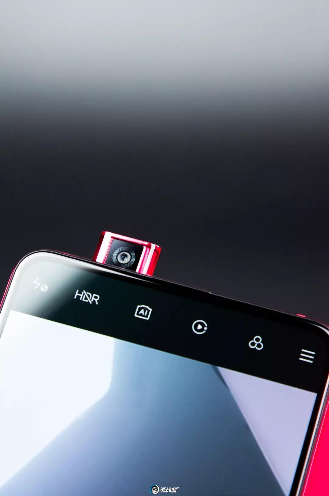 ポップアップカメラ|Redmi K20 Pro レビュー