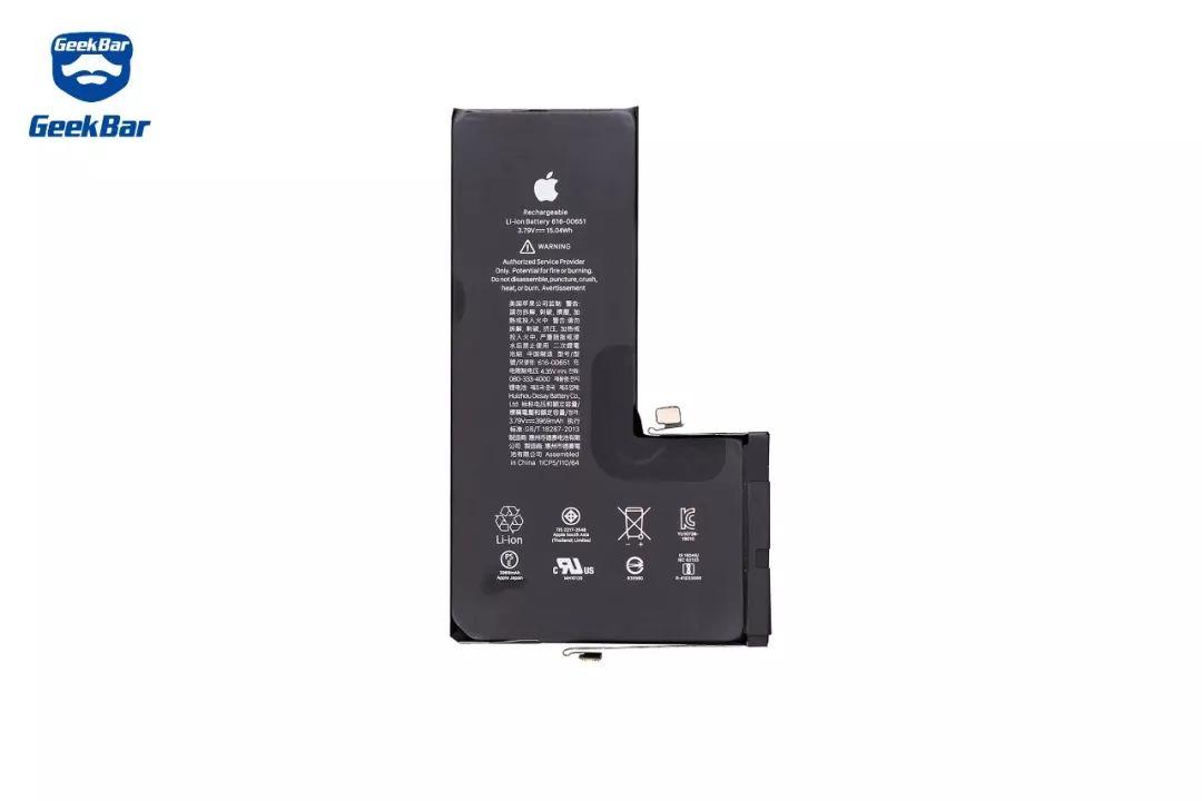 iPhone11 Pro Max̩のバッテリー