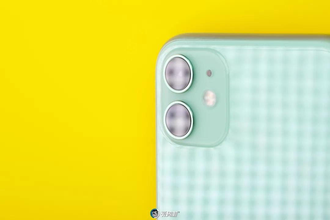 iPhone11デュアルカメラ