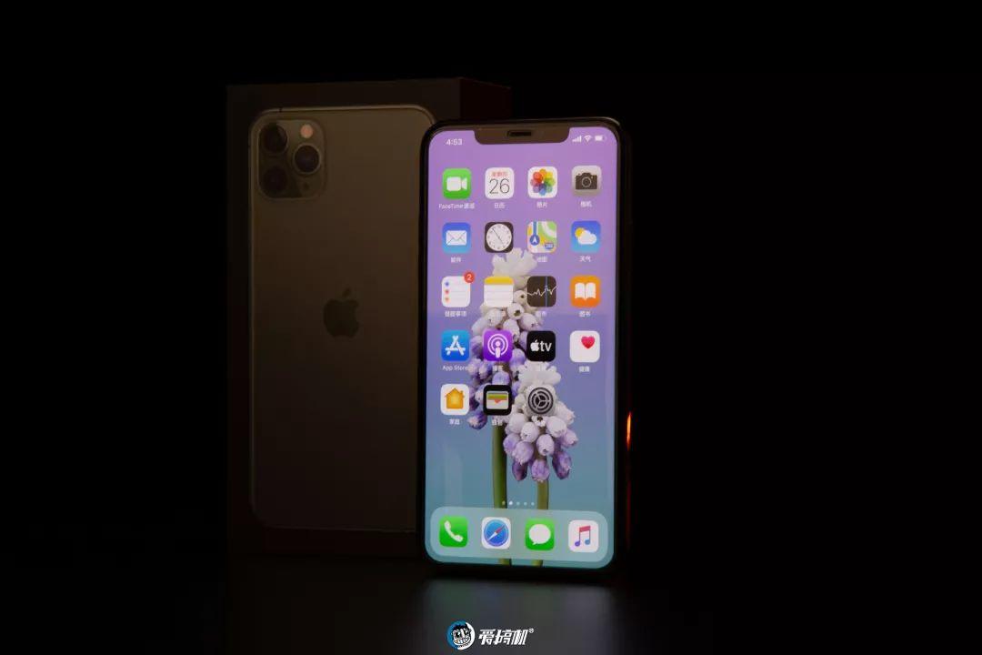 iPhone11 Pro Max ディスプレイ①
