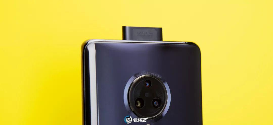 ポップアップ式フロントカメラ
