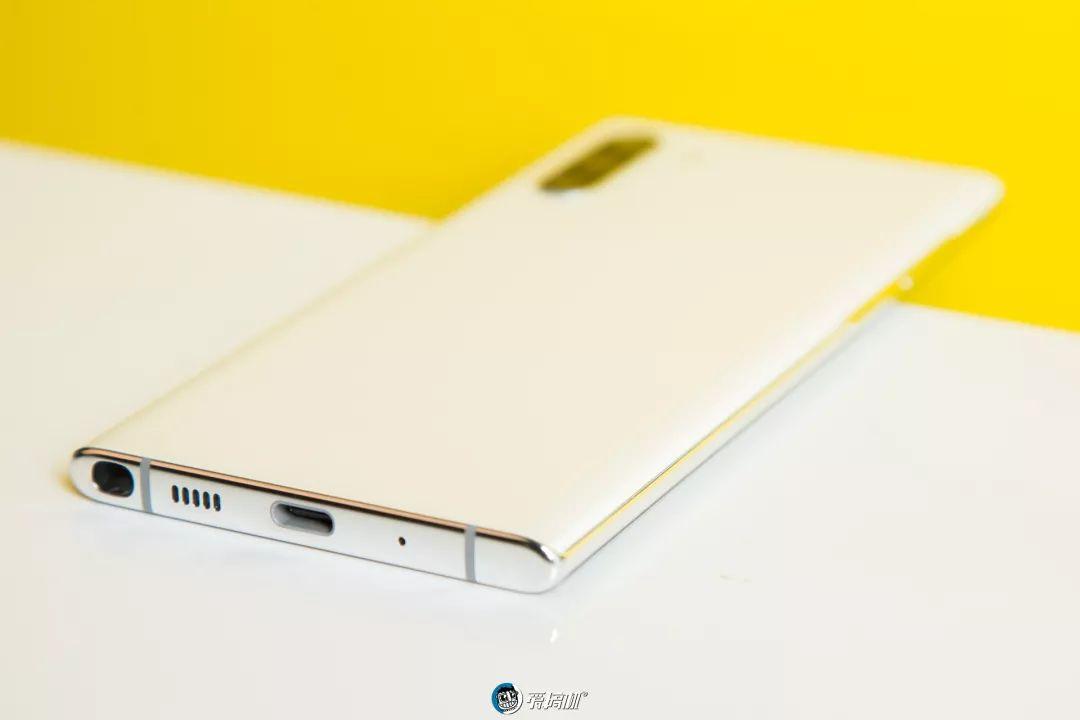 Galaxy Note10+ ステレオサウンド