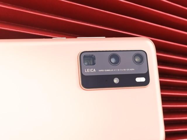 HUAWEI P40 Pro アウトカメラ