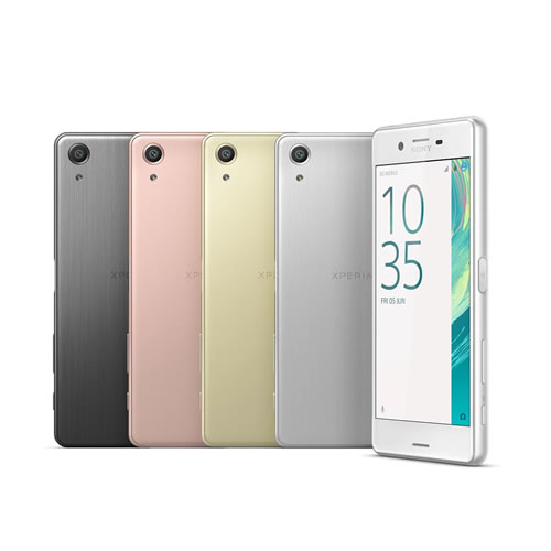 AU Xperia X Performance SOV33