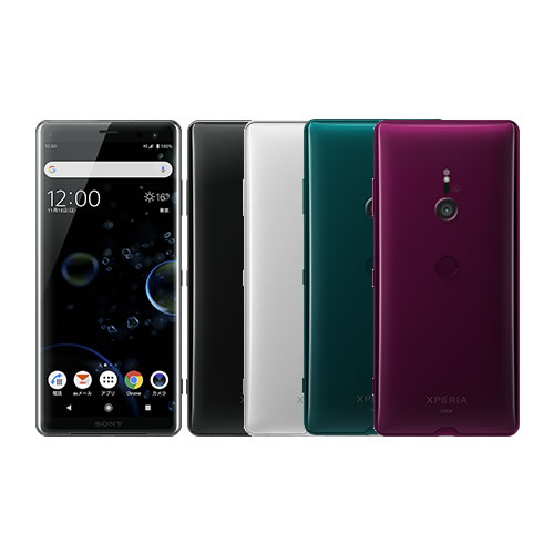 Softbank Xperia XZ3 801SO