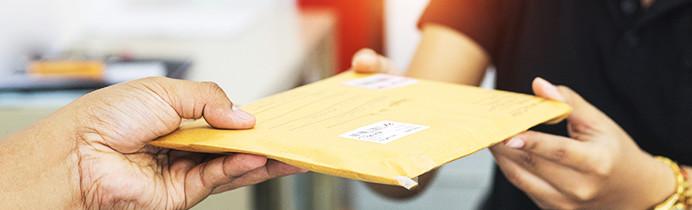 郵送(宅配)買取の流れ