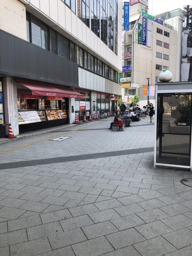 三菱UFJ銀行 自由が丘支店
