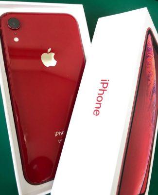 iPhoneXR 128GB レッド