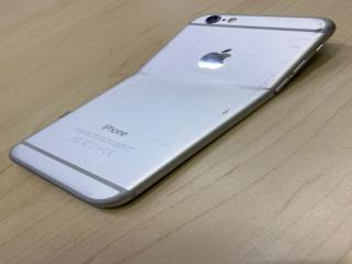 フレーム曲がったiPhone